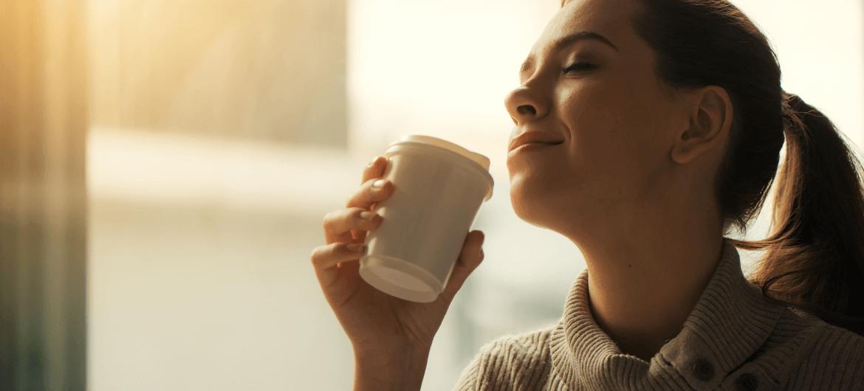 Sei disposta a rinunciare al caffè per la tua salute?