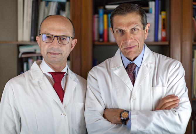 Tiroide 360: Dottor Claudio Tomella e Dottor Ascanio Polimeni